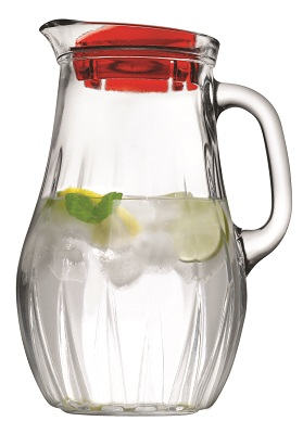 80117 PB ANTALYA JUG WITH LID IN GIFT BOX - 1.85 LT