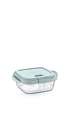 021524 HOBBY PUSH-OPEN SQUARE FOOD SAVER 300 ML