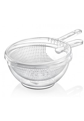 041299 HOBBY CLEAR STRAINER WITH BOWL - 2.5 LT