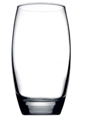 41020 PB 3 PC BARREL LONG DRINK GLASS 500 ML - SLV