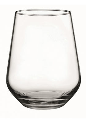 41536 PB 3 PC ALLEGRA WATER GLASS IN SLEEVE - 425 ML