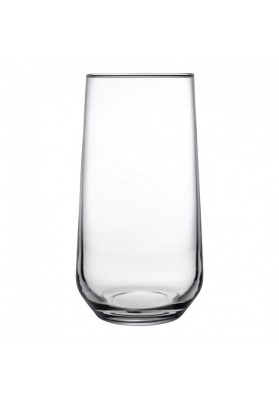 420015A PB 6 PC ALLEGRA LONG DRINK GLASS 470 ML - GB
