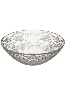 10529 PB LACY SALAD BOWL IN GIFT BOX - 21 CM
