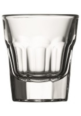 52734 PB 6 PC CASABLANCA LIQUEUR GLASS IN SLEEVE - 36 ML