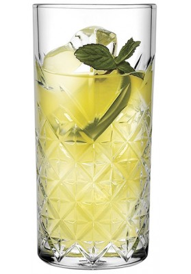 52820 PB 4 PC TIMELESS LONG DRINK GLASS IN GIFT BOX - 295 ML