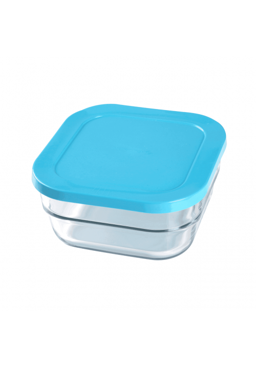 53668 PB GOURMET SQUARE FOOD SAVER WITH LID 980 ML - GB