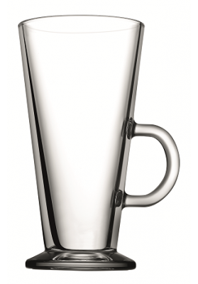 55153 PB COLOMBIAN TUMBLER WITH HANDLE - 360 ML