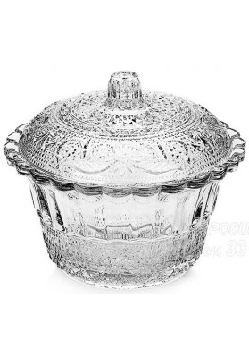 97590 PB KONYA CANDY BOWL WITH LID - GB