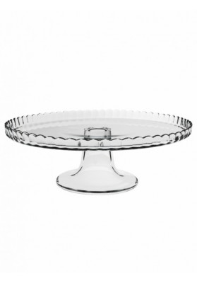 98259 PB PATISSERIE FOOTED ROUND SERVER 28 CM - GB