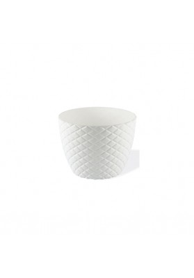 KRS201 DIAMOND CUT ROUND PLANT POT NO:1