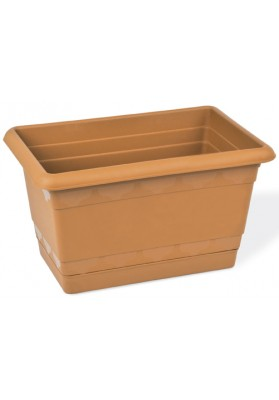 KRS511 RECTANGLE PLANT POT MEDIUM