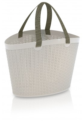 M149 **KNIT DESIGN SHOPPING/BEACH BAG 16 LT