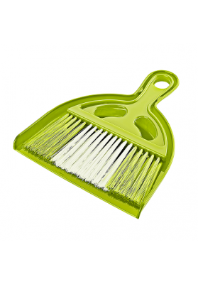 TP173 TITIZ DAMLA DUSTPAN & BRUSH