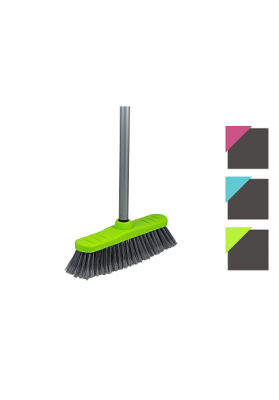 NW6005 SOFT BROOM WITH HANDLE
